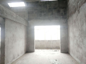 葛店昊城景都复试单层85平米60万包干上下两层