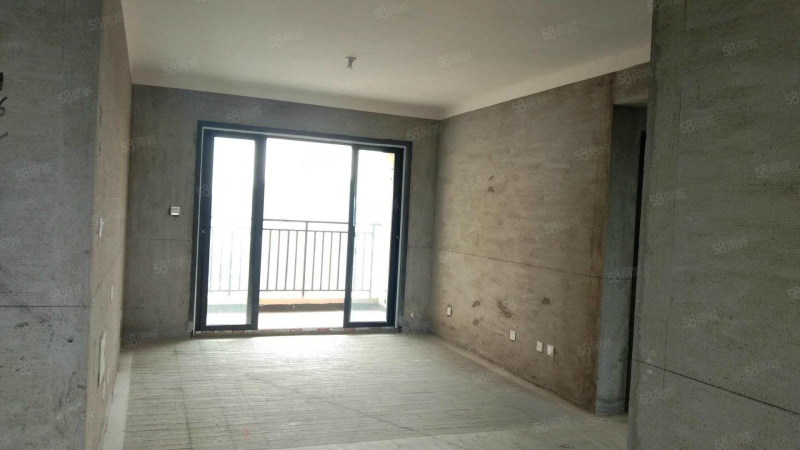 翡翠庄园3室毛坯无任何遮挡3房朝阳附属小学可按揭急售