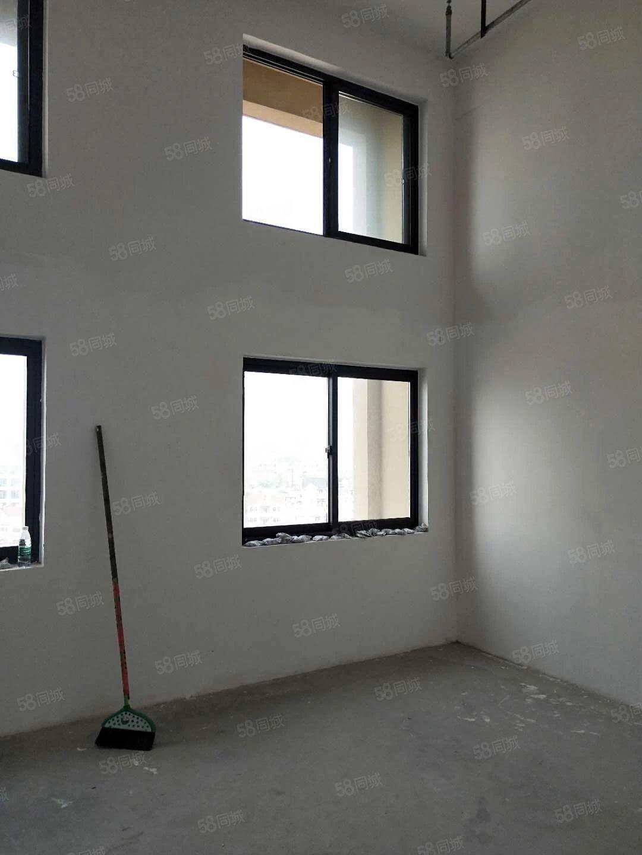 美和院毛坯loft衛生間已經做好房間敞亮大窗戶價格