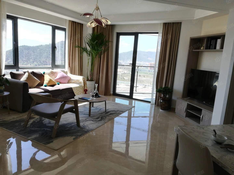 洱海旁带家具家电送红星美凯龙35万豪装准现房发售2房