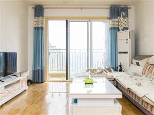 央企华润中心南厅南卧精装修两居室南北通透15年新房海景