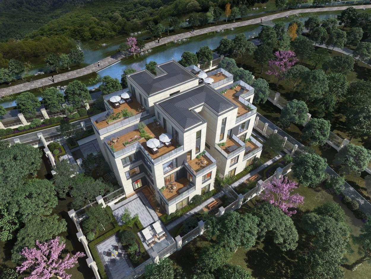 三期开盘预售一楼平均花园100平,三楼跃层带80平观山露台