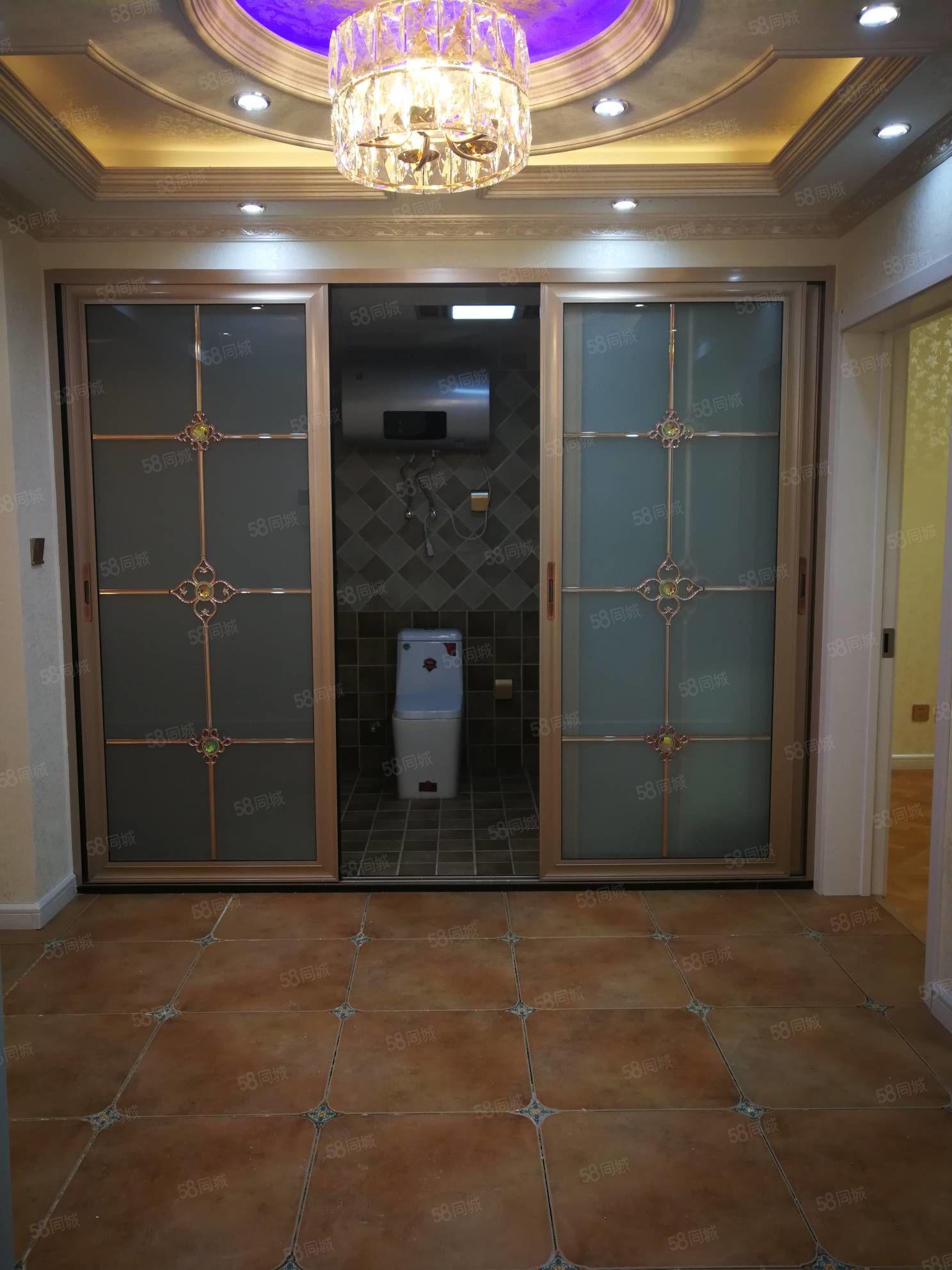 泰景山城105平欧式豪华精装地暖64.8万可贷款