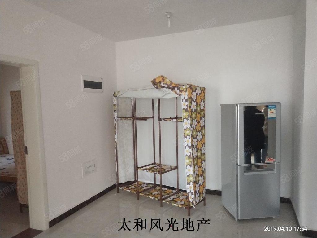 椿樱苑两室两厅干净整洁厨卫齐全拎包即住租金便宜