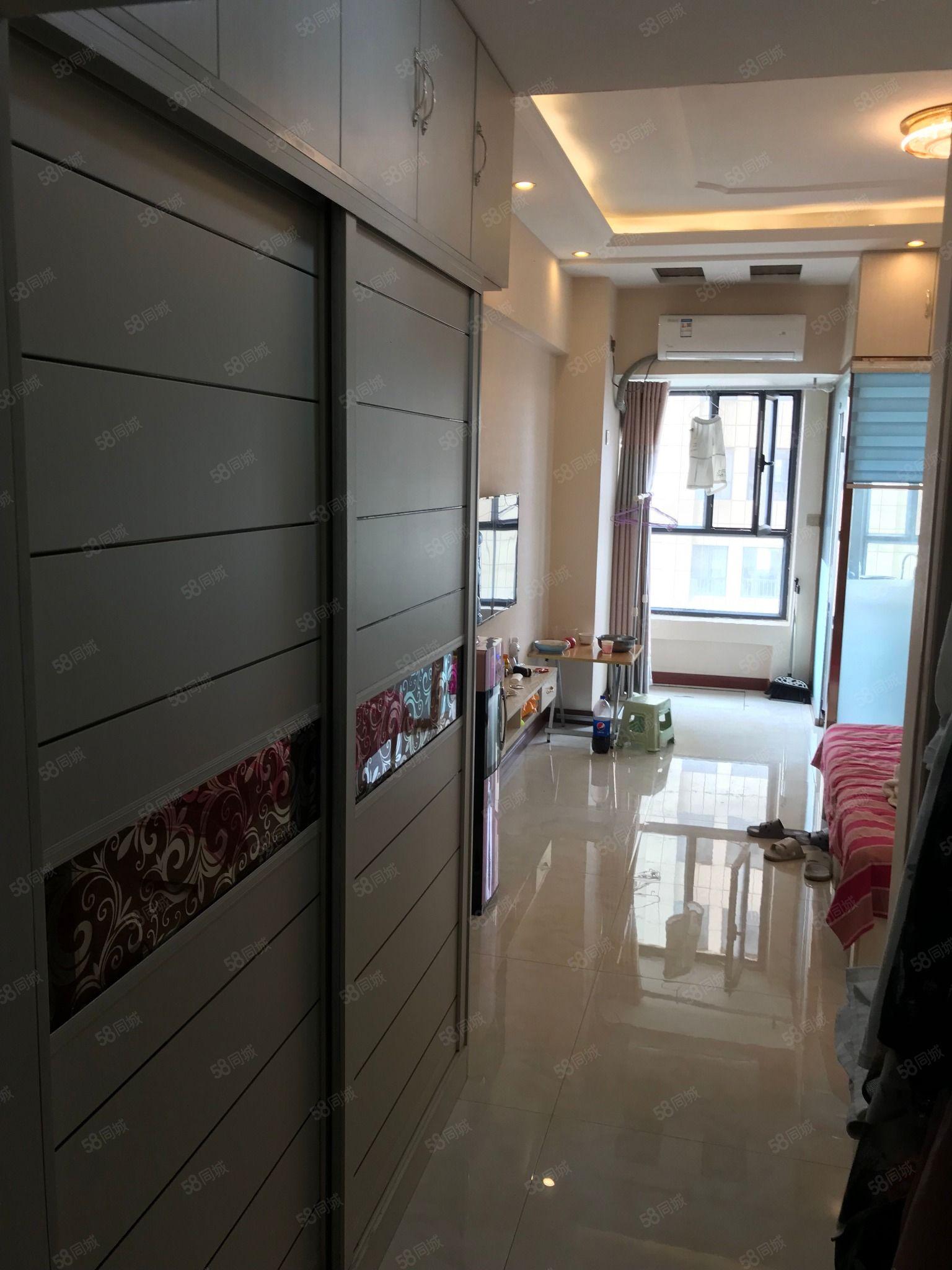 新开元花旋荟公寓,精装修,大产权,拎包入住,包改名!