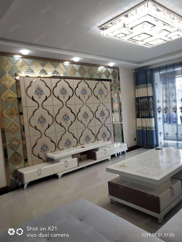 南苑小区三室两厅精装地暖房,带全套家具