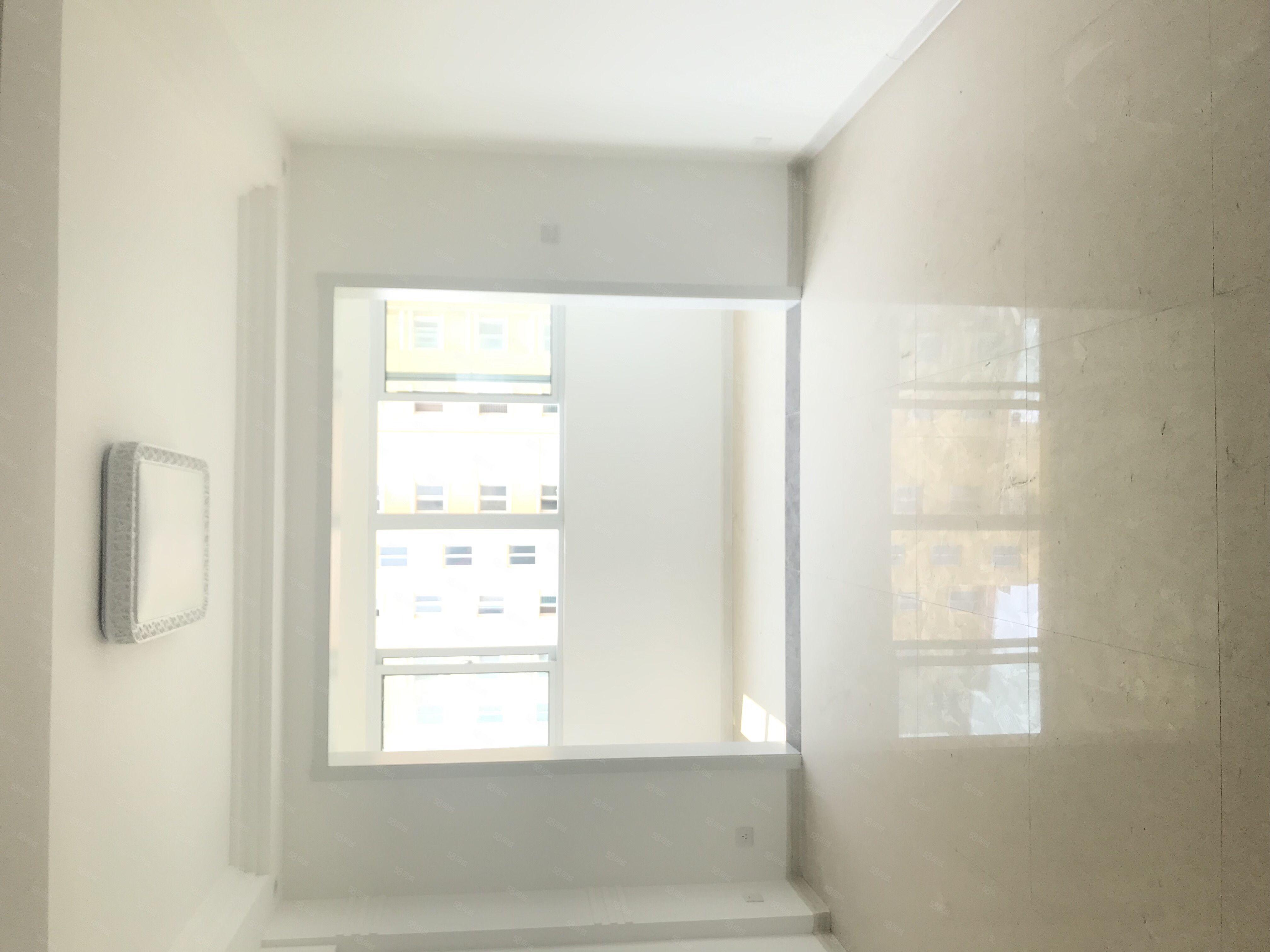 撿漏!沭東新城小高層128平全新未住單價5100三室朝陽!