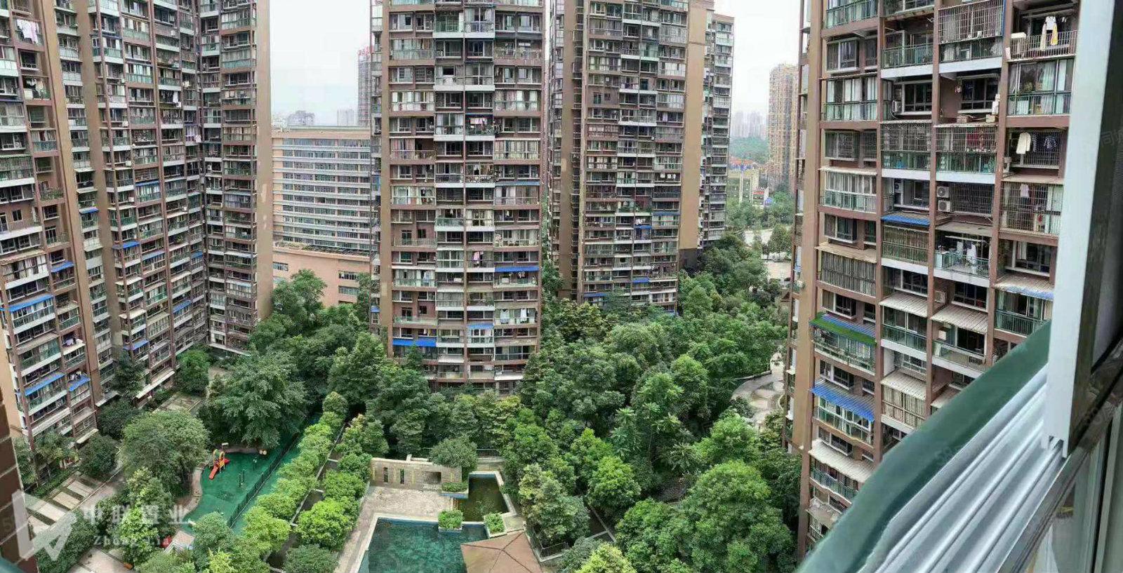 出租華商國際旁新加坡花園精裝3室干凈整潔電梯中層