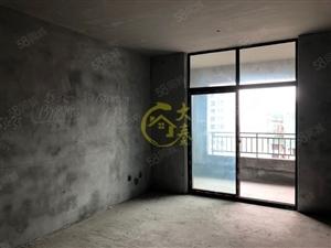 创兴城3室2厅2卫户型方正赠送面积大视野开阔