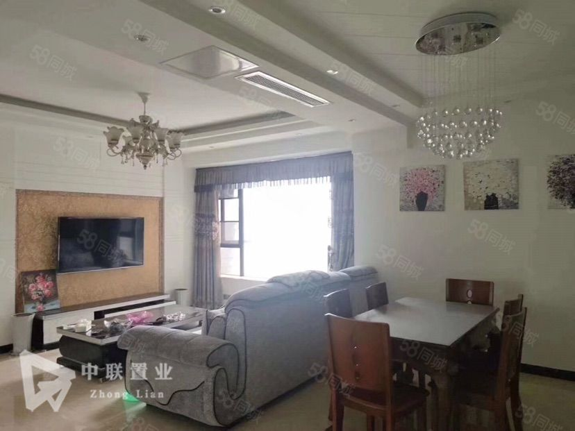 泰豐國際城精裝3室擰包入住性價比之高只有兩天時間急