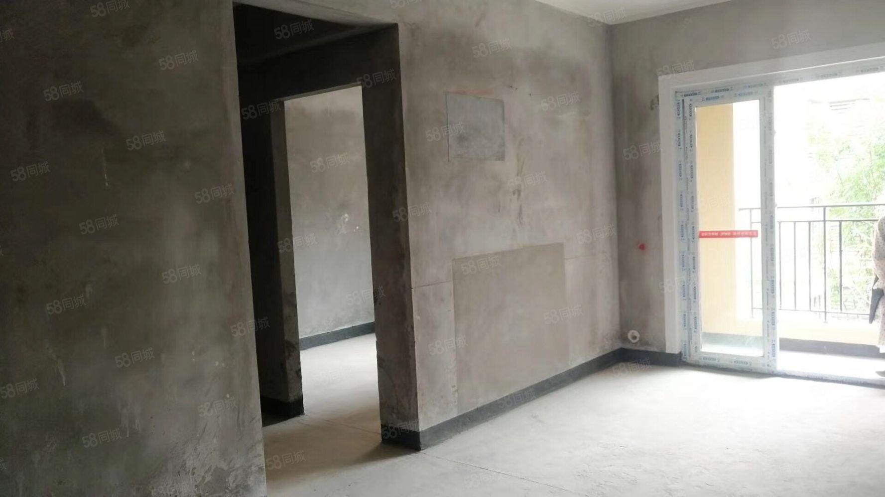 金科二期洋房,94平米,三室两厅两卫,清水房,报价81.8万