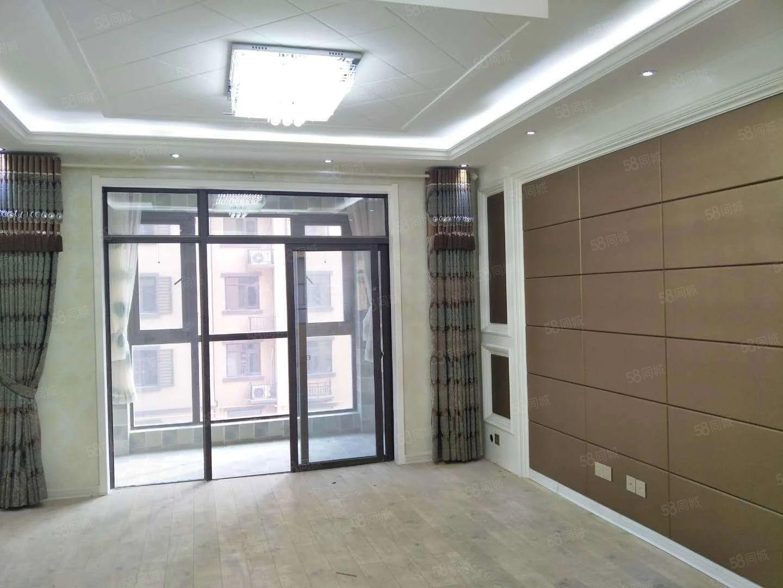 天润城一期126平豪华新装一次未住,首付只要60万即可!