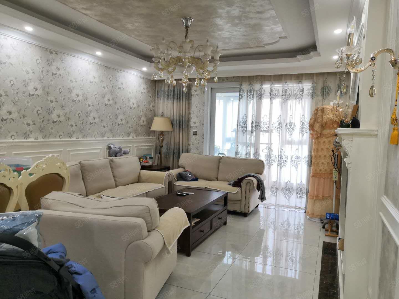 60萬婚房裝修中間位置有車位人車分流永威翡翠城