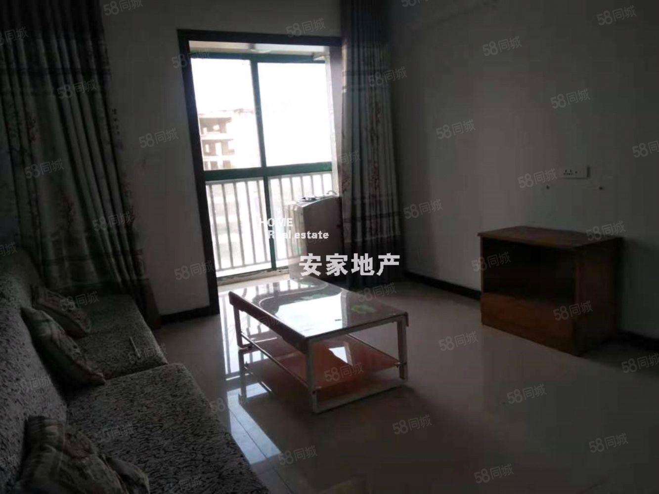 紫荆城电梯一室一厅,拎包入住,长租可优惠,看房有钥匙