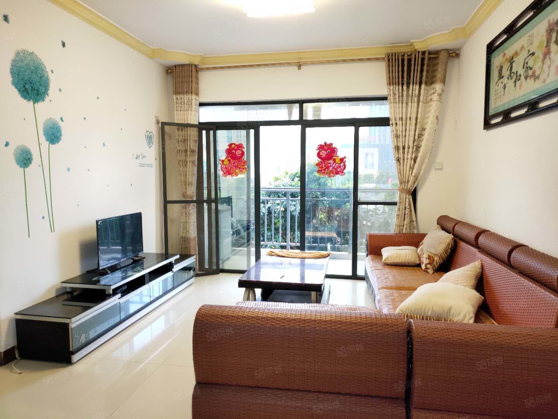 海洋之窗旁,丽水南珠,115平3房2厅2卫,仅租1500元