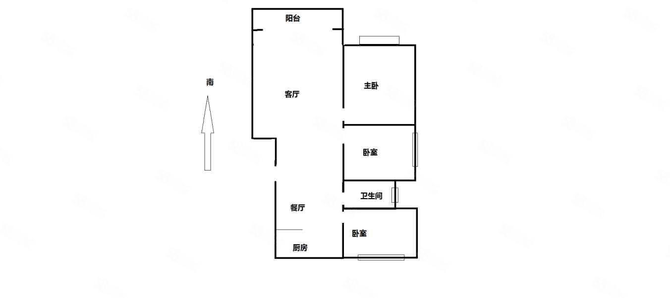 居安城市花园电梯精装三房全新装修未入住手续齐全可按揭!
