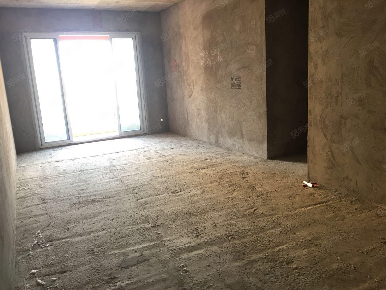 毛坯随时看房 帝谷公园城二期枣山片区100平3房 15楼