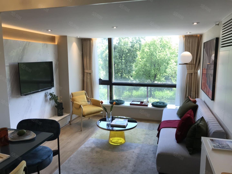 銀湖科技城奧體之星地鐵口精裝修loft公寓寫字樓密集區