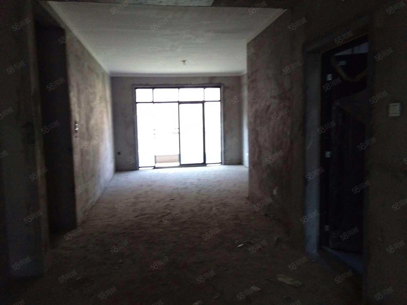 美域美家電梯洋房4室2廳3衛毛坯南北通透有證可按揭