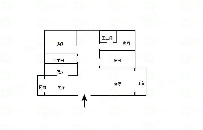 孺子學校旁盛世皇庭真正的中間樓層戶型端正南北通透房東誠心急售