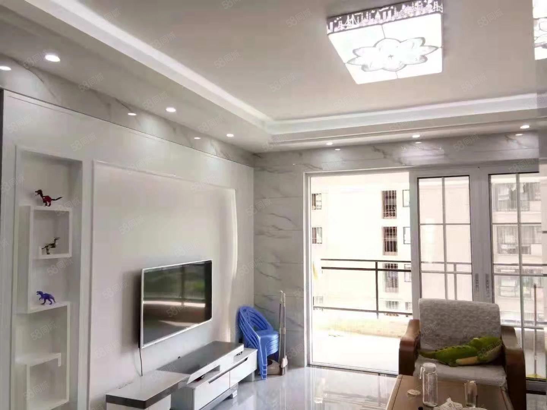 帝豪广场电梯高层,精致装修,阳光充足,小区环境好