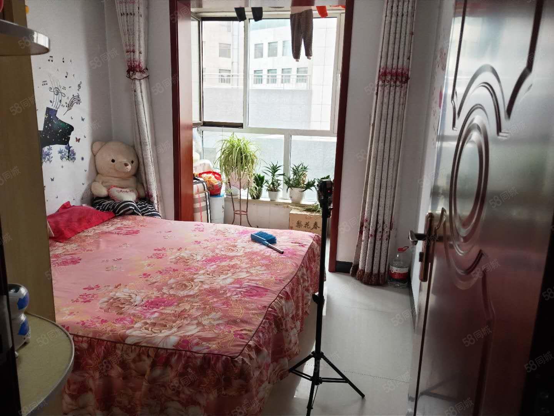 寶源小區電梯房5樓84平雙陽臥精裝帶家具家電拎包入住