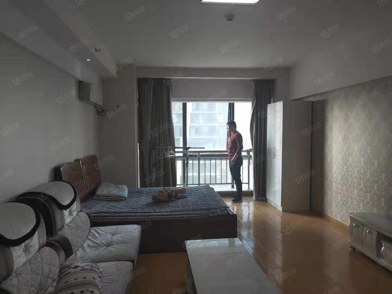 悦海新天地2号公寓精装修可随时看房,位置佳楼层好事业开拓