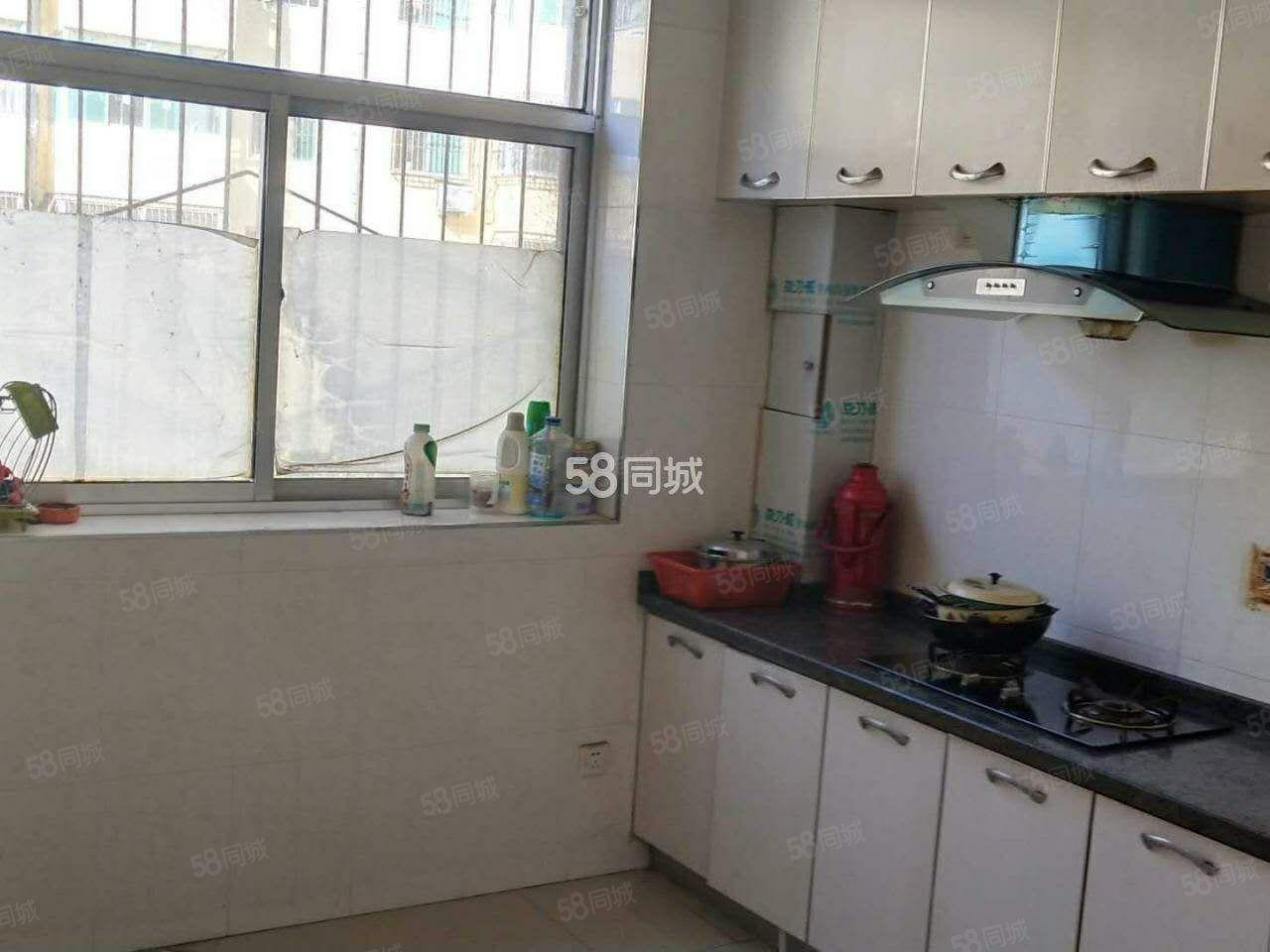 开发区国力新城两室高层有床沙发能做饭能洗澡紧邻新长小医