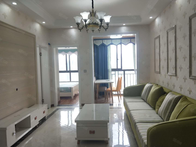 温泉城临街精装电梯3室2厅62平米拎包入住仅需52.8万