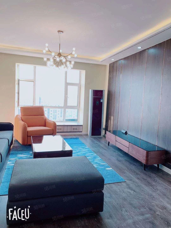 新装未入住现代轻奢风电梯10楼可做婚房房价可议