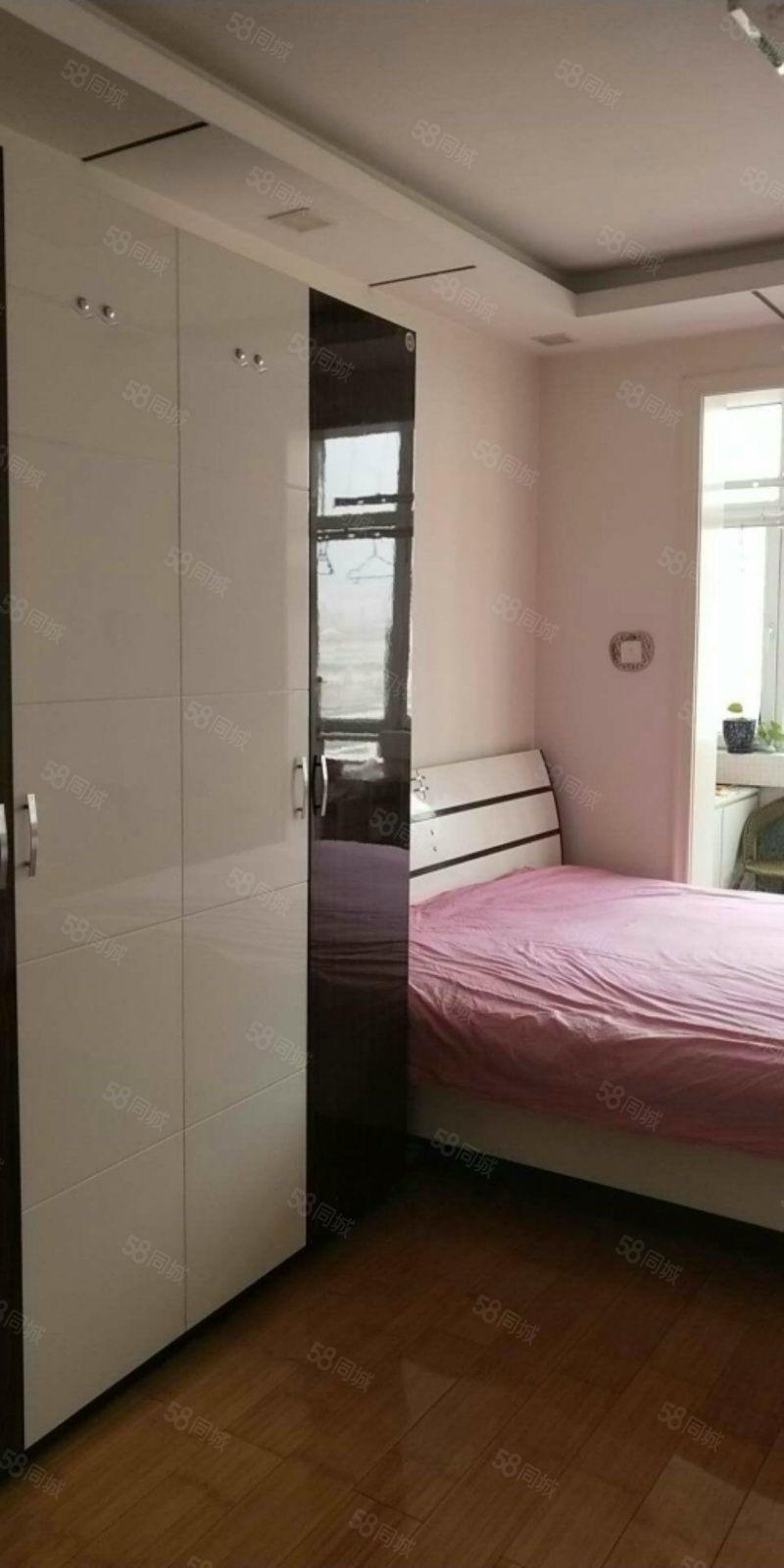 榆州新城四楼两室包取暖年租12000
