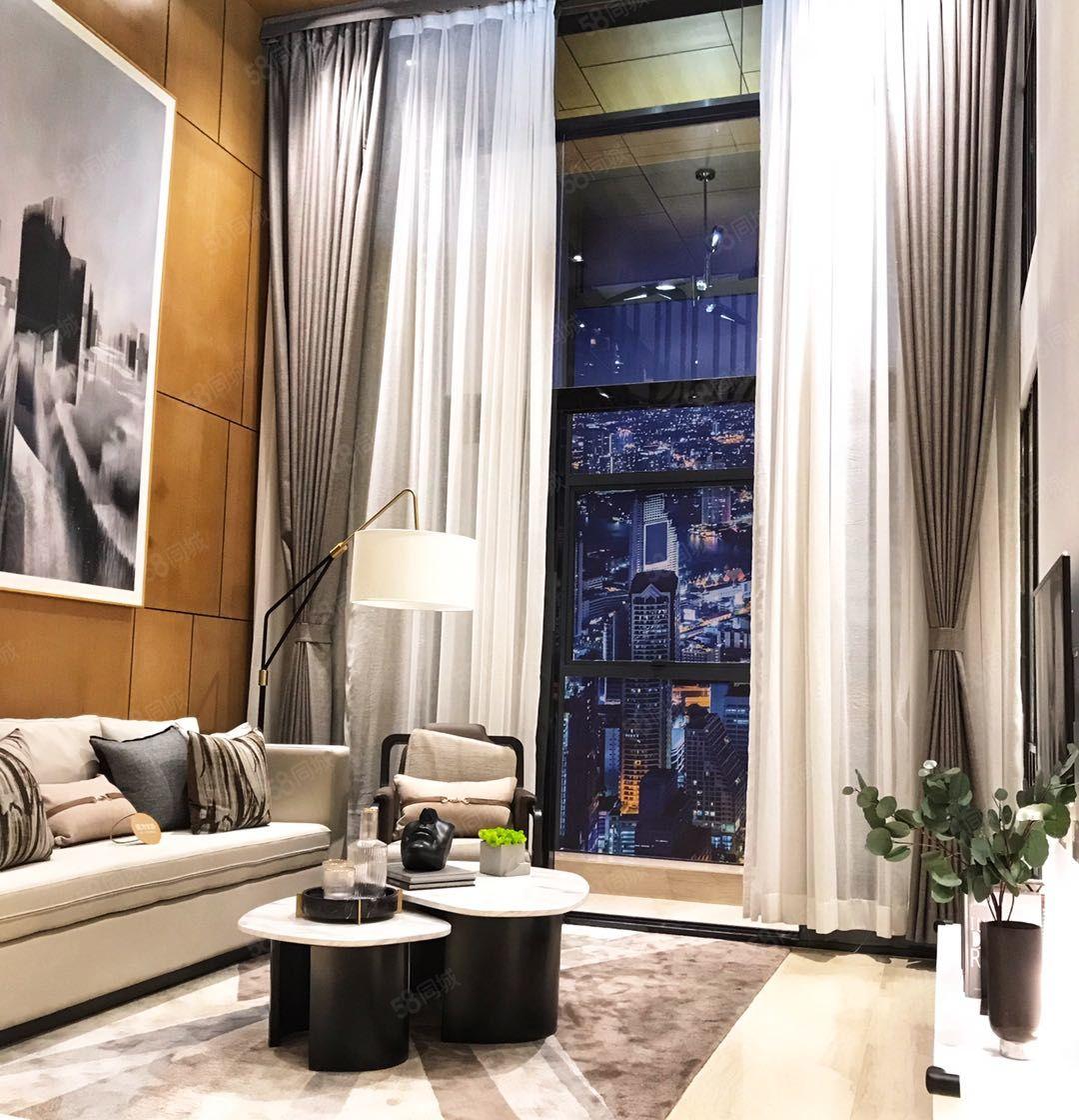 南城高端寰宇匯金中心1致3房精裝複式公寓無縫對接地R2線地鐵