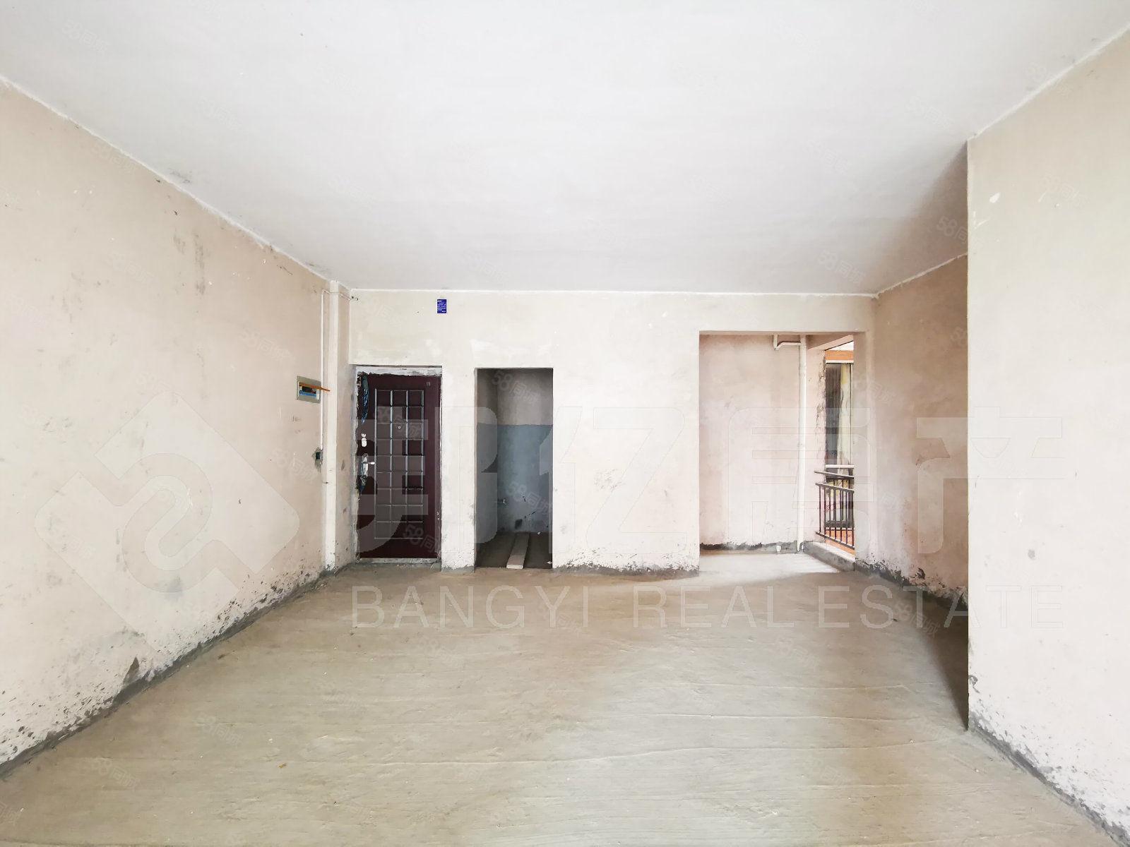 首付超低!商品房的價格買洋房!義城山水洋房小三室。滿二年
