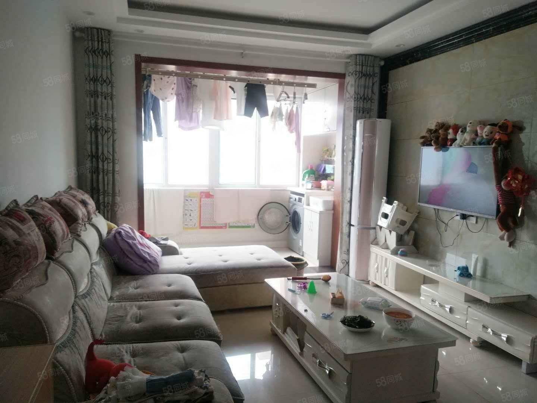 錢隆御景清江浦實驗小學對面精裝2房樓層好采光超好隨時看房