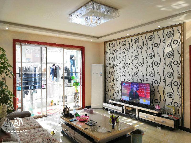 水木清华3室137平精装地暖带家具家电57万