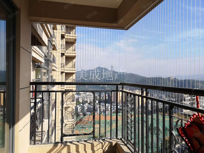 旺城生活圈恒大山水城南向中高层精装三房观览梧州全城急售