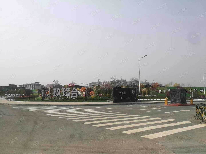 中丞玖樟台临近长城路,环境优美,采光好