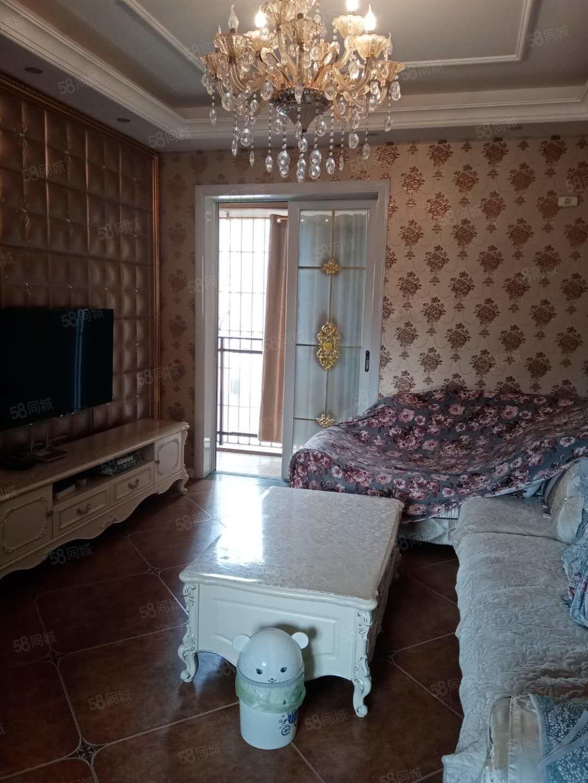 豪华装修舒适两房出租家电家具都是新的齐全