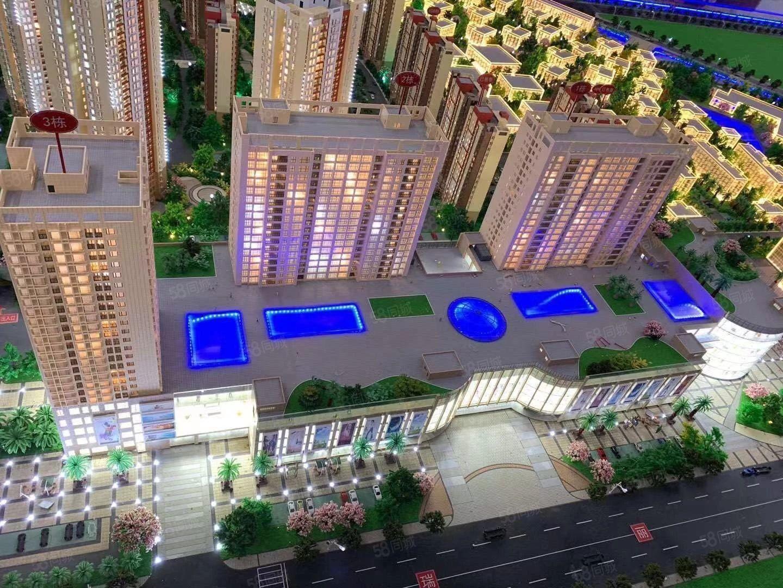 景成新城,电梯公寓,一室一厅一卫