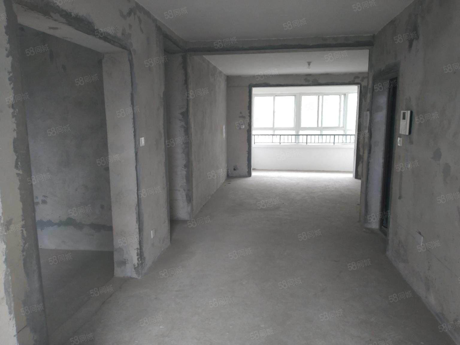 城西桃源新城多层三楼三居户型好南北通透106平48万