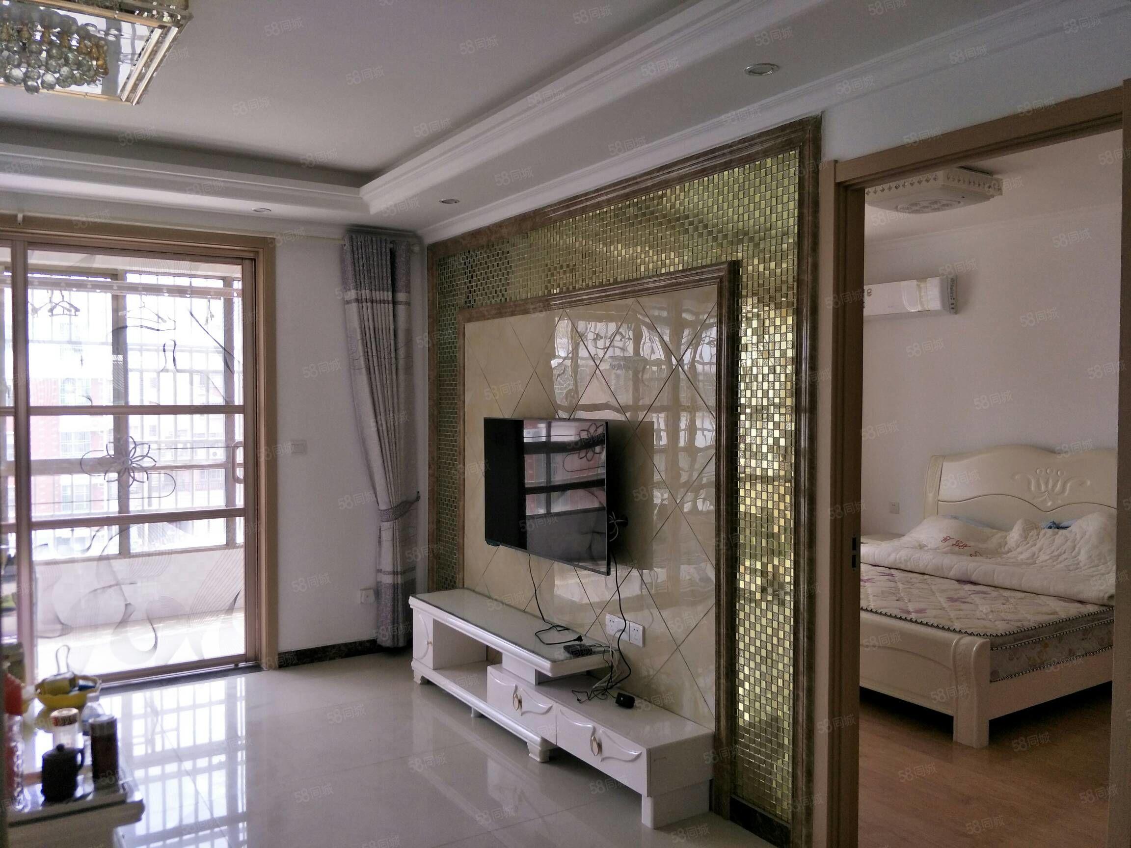 和諧山莊三室兩廳123米4樓邊戶證全113萬