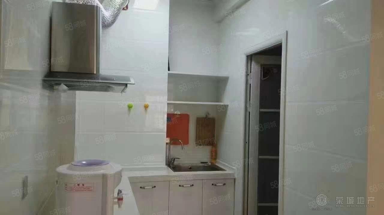 都市经典精装修单身公寓,带家具家电可拎包入住