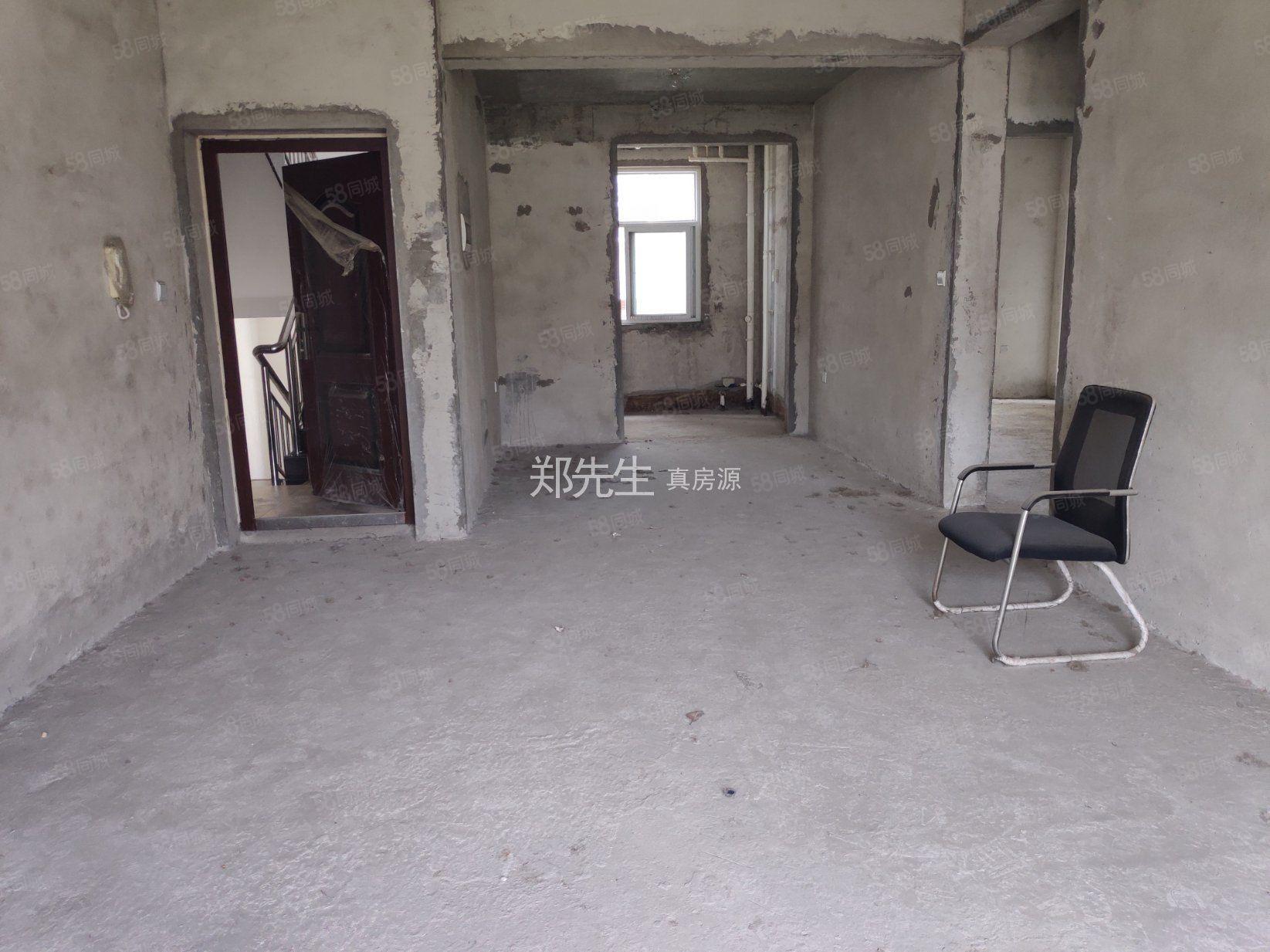 城西江郡苑多層4樓毛坯兩室南北戶型有鑰匙看房