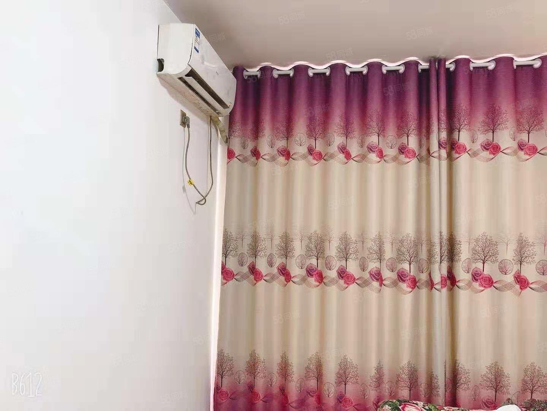 天香華庭電梯房,拎包入住,家具家電基本齊全,房子不錯干凈整潔