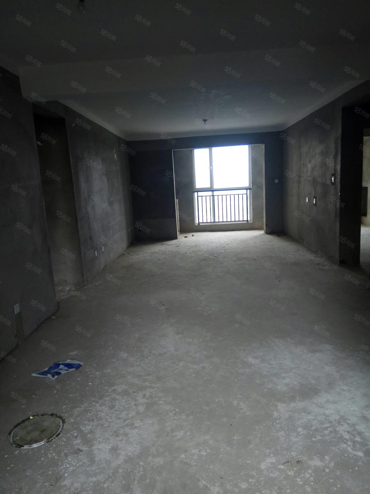 锦绣外滩沂河观邸140平130万带储藏室三室两厅两卫