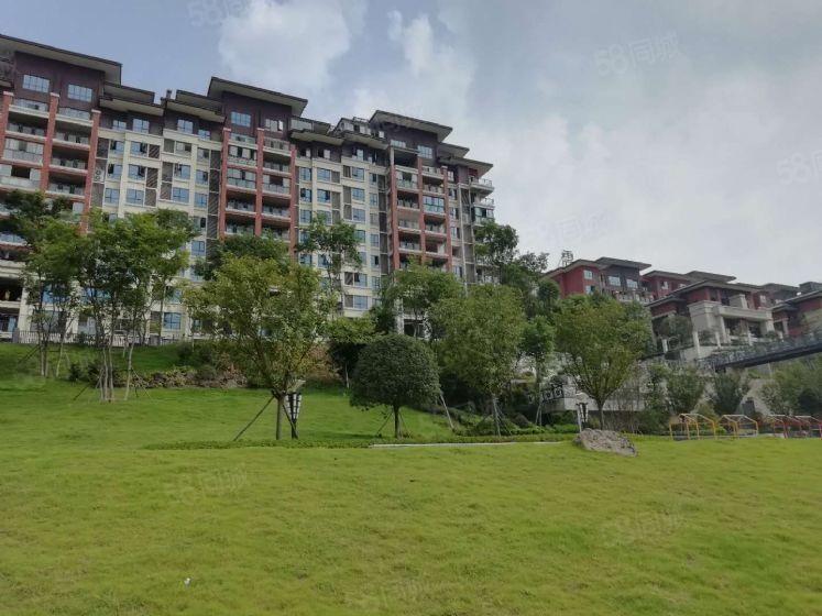 续58万按揭的。高端住宅小区,小高层大户型跃层5室3厅紫云台