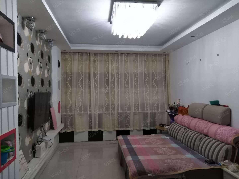 急售!盛世豪庭兩室一廳精裝修帶家具家電市中心位置樓層好