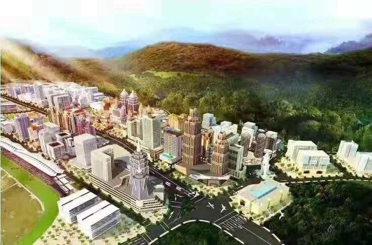 遇见版纳老挝磨丁经济特区精装公寓30万买两套无优托管拎包入住