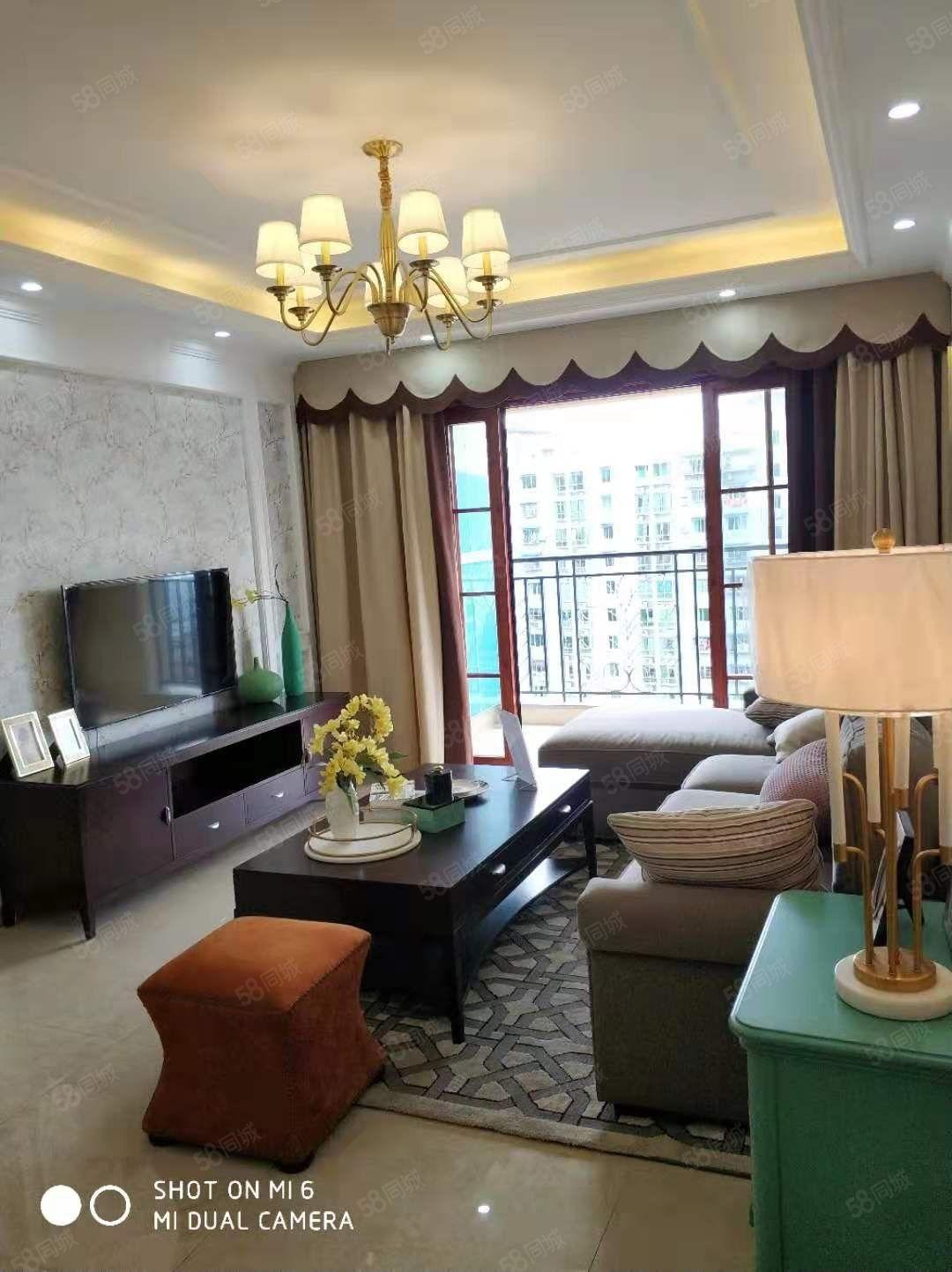 金科品质楼盘标准三房经典户型知名设计师打造婚房必选