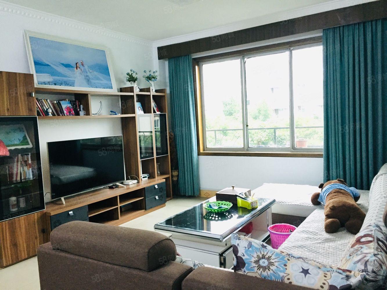 不到50万的价格,新装修婚房,中间楼层送全套家私电器